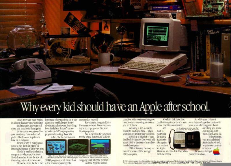 apple copywriting