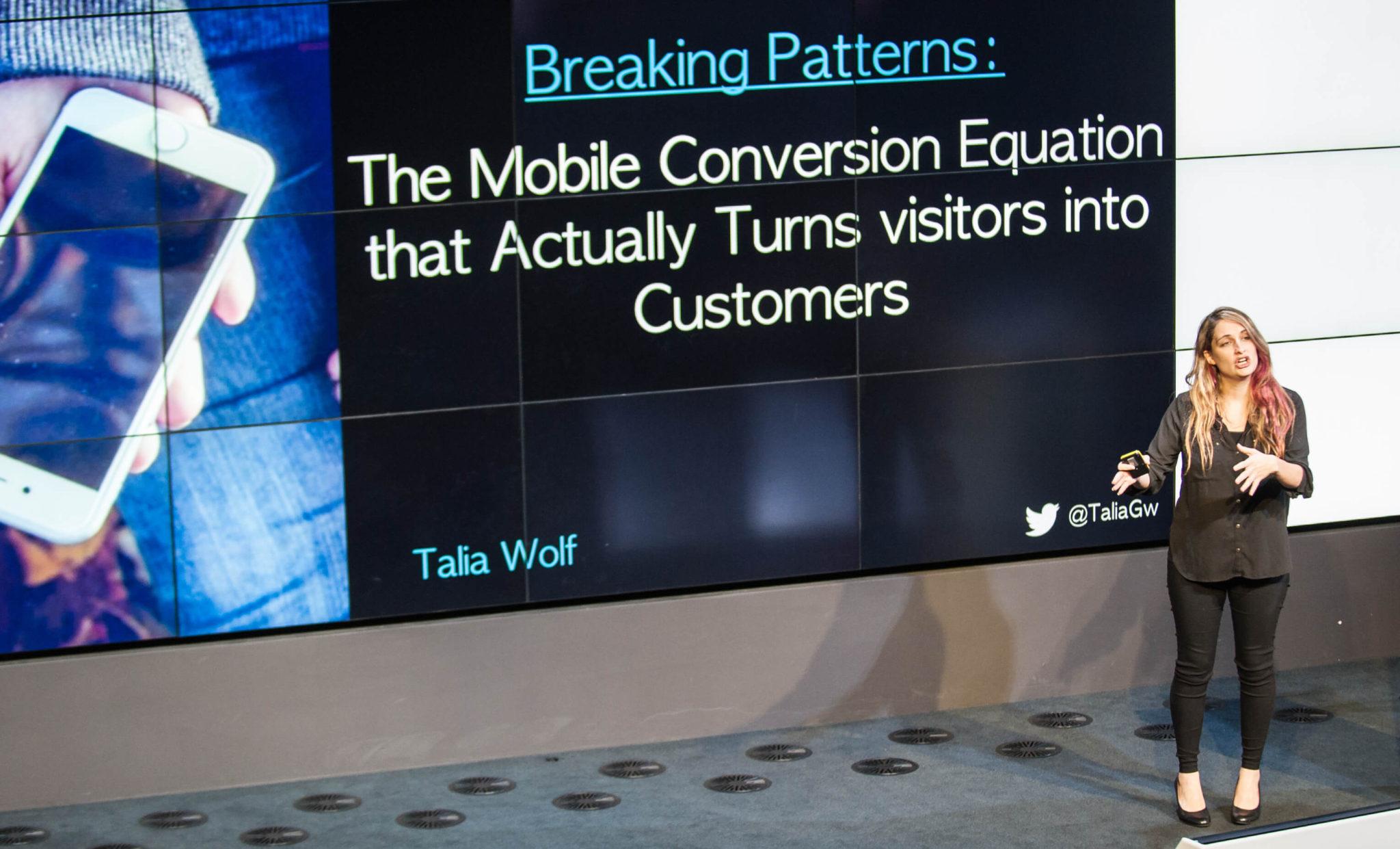 talia wolf workshops