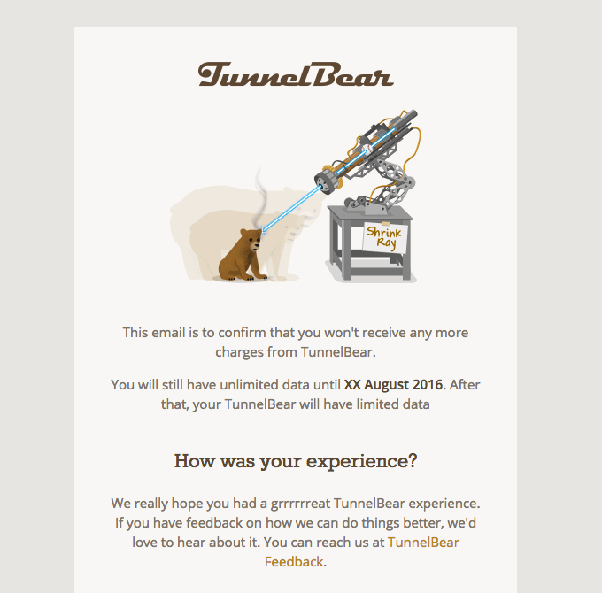 best email examples
