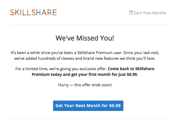 12 detailed examples of retention emails built to convert for Email retention policy template