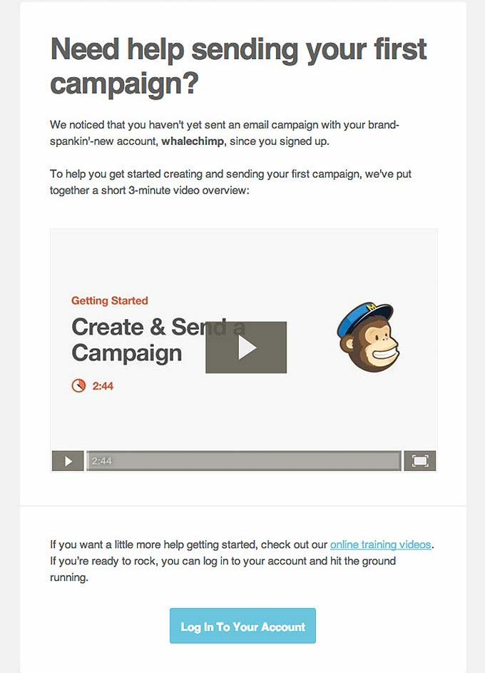good email examples