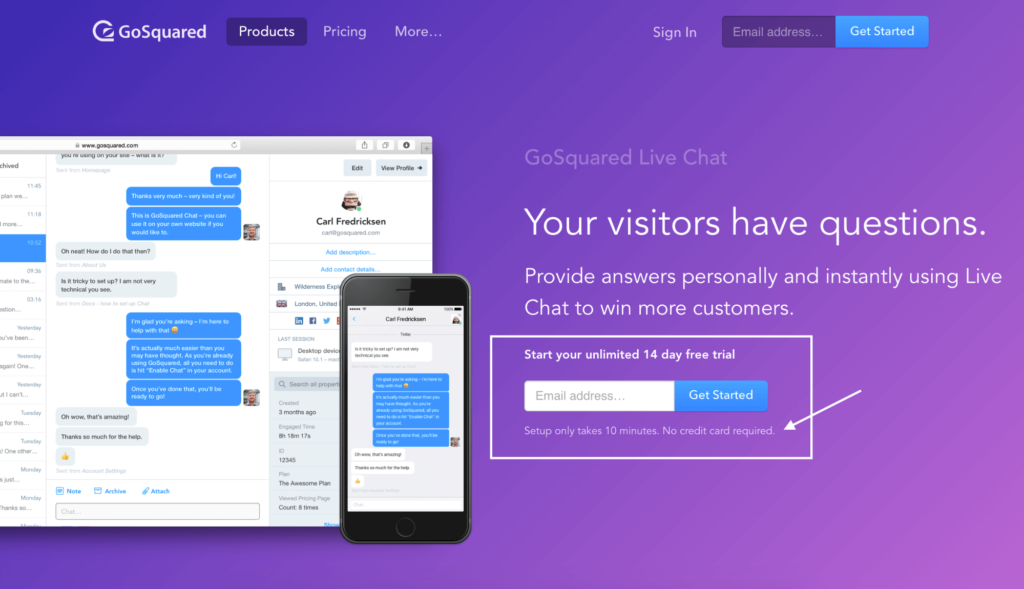 social proof examples