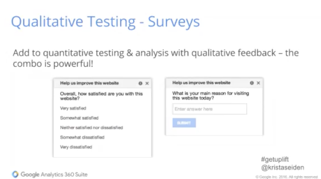 Google Analytics Training How To Turn Insights Into Action Webinar