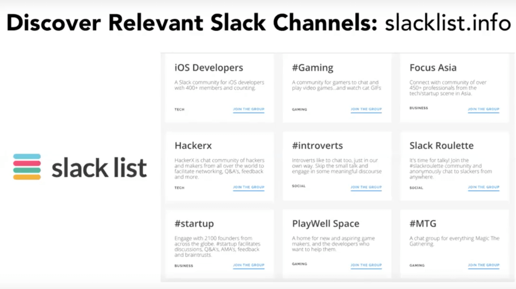 slack marketing hacks