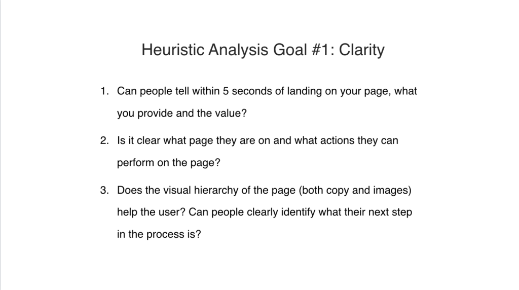 How to Run a Comprehensive Heuristic Analysis on Your Site